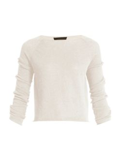 The Row | Jian Bow-Sleeved Cashmere Sweater