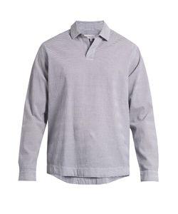 Orlebar Brown | Ridley Cotton-Seersucker Shirt