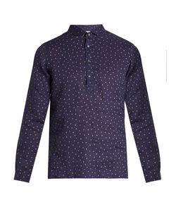 Boglioli | Polka-Dot Print Linen Shirt