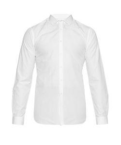 MATHIEU JEROME | Small Collar Shirt