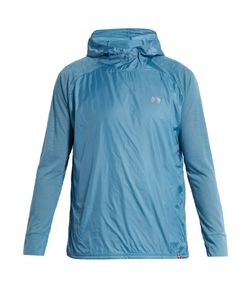 NEWLINE | Hooded Windproof Running Top