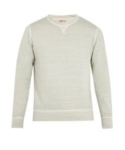 120% Lino | Linen And Cotton-Blend Sweatshirt