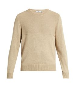 INIS MEÁIN | Cotton Cashmere And Silk-Blend Sweater
