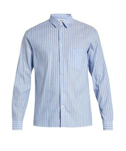 Acne | York Linen-Blend Chambray Shirt