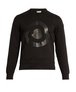 Moncler | Logo-Print Cotton Sweatshirt
