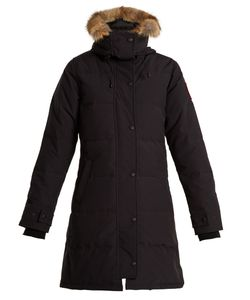 Canada Goose | Shelburne Fur-Trimmed Down Coat