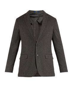 Polo Ralph Lauren   Single-Breasted Stretch-Cotton Jersey Blazer