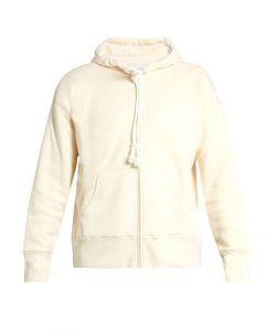 RAEY | Zip-Through Japanese-Jersey Hooded Sweatshirt