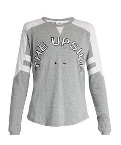 THE UPSIDE | Abelle Long-Sleeved Performance T-Shirt