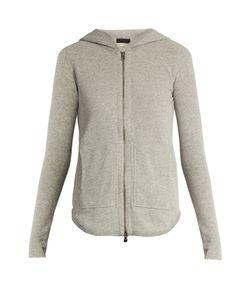ATM | Zip-Front Cotton-Blend Hooded Sweatshirt