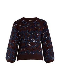 Chloe | -Jacquard Sweater