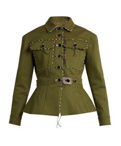 Altuzarra | Feday Cord-Trim Cotton-Drill Jacket