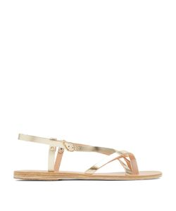 ANCIENT GREEK SANDALS | Semele Leather Sandals
