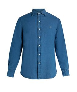 Polo Ralph Lauren | Logo-Embroidered Denim Shirt