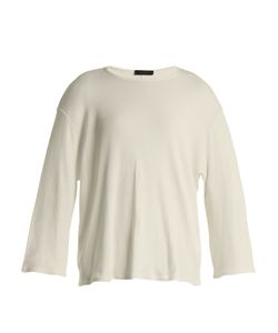 The Row | Mildred Fluted-Sleeve T-Shirt