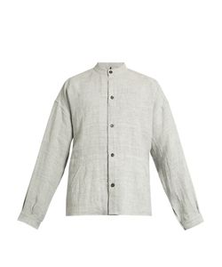 HELBERS | Oversized Lightweight Linen Jacket