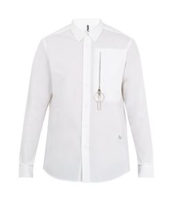 OAMC | Zip-Lock Single-Cuff Poplin Shirt
