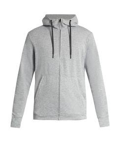Peak Performance | Structure Jersey Hooded Sweatshirt