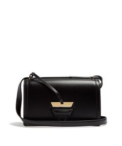Loewe | Barcelona Leather Shoulder Bag