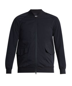 ADIDAS BY WINGS & HORNS | Superstar Cotton-Blend Twill Bomber Jacket