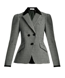 Altuzarra | Paladini Hounds-Tooth Checked Wool Blazer