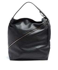 Proenza Schouler | Hobo Large Grained-Leather Bag