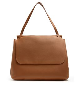 The Row | Sidekick Grained Shoulder Bag