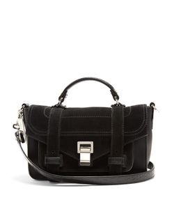 Proenza Schouler | Ps1 Tiny Suede Cross-Body Bag
