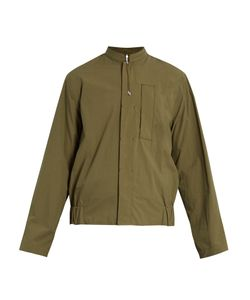 OAMC | Jungle Long-Sleeved Cotton Shirt