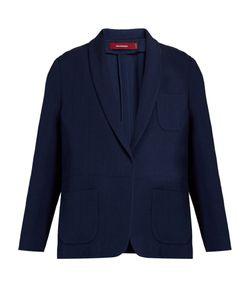 SIES MARJAN   Mason Tailo Silk-Twill Jacket