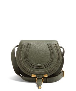 Chloe | Marcie Small Leather Cross-Body Bag