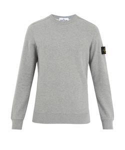 Stone Island | Crew-Neck Cotton Sweatshirt