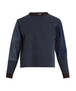LONGJOURNEY | Nash Cotton Long-Sleeved Sweater