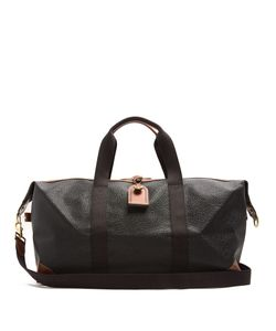 Mulberry | Clipper Medium Pebbled-Leather Holdall