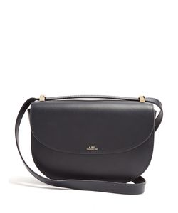 A.P.C. | Geneve Leather Cross-Body Bag