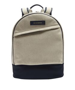Want Les Essentiels | Kastrup Faux-Suede Backpack