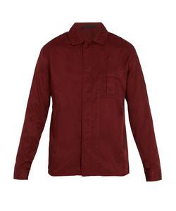 Haider Ackermann | Single-Cuff Cotton-Blend Shirt