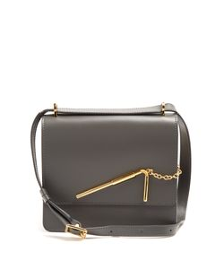 Sophie Hulme | Straw Medium Cross-Body Bag