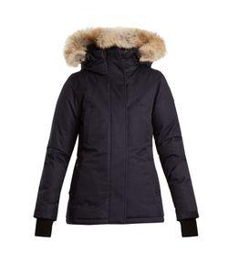 Nobis | Lindsay Fur-Trimmed Padded Coat