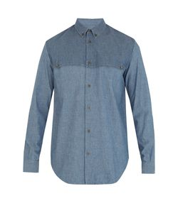 Maison Margiela | Single-Cuff Front-Yoke Cotton Shirt