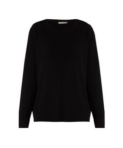 Vince | Split-Back Cashmere And Cotton-Blend Sweater