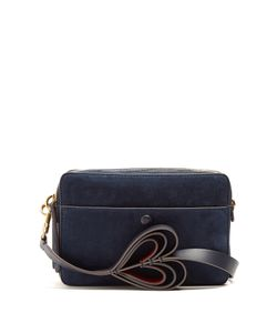 Anya Hindmarch | Double Stack Leather Cross-Body Bag