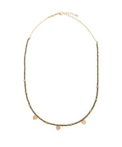 JACQUIE AICHE | Diamond Pyrite Necklace