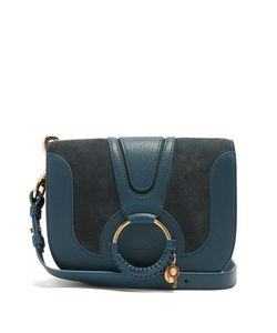 See By Chloe | Hana Small Leather Cross-Body Bag