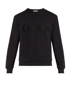 ÉTUDES | Etoile Logo-Embroide Cotton Sweatshirt