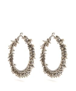 ROSANTICA BY MICHELA PANERO | Carmen Bead-Embellished Earrings