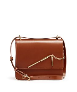 Sophie Hulme | Straw Medium Shoulder Bag