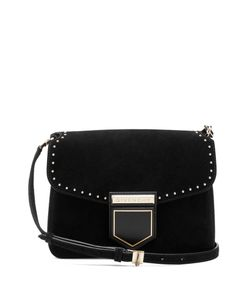 Givenchy | Nobile Small Suede Cross-Body Bag