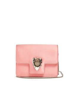 Alexander McQueen | Heart Mini Satin Satchel Bag