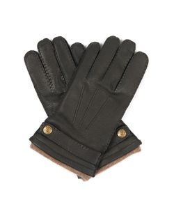DENTS | Gloucester Cashmere-Lined Leather Gloves